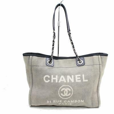 cc3bc3e0031a CHANEL BLACK QUILTED Lambskin East-West Sharpei Tote Bag - $760.00 ...