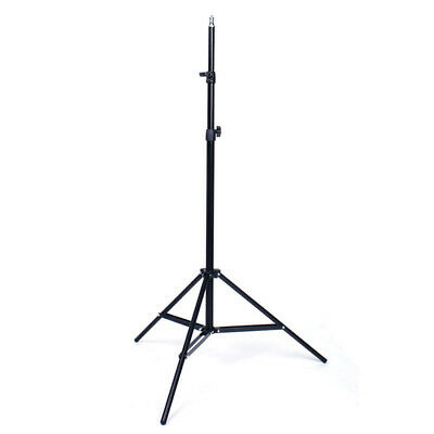 Professional Studio Adjustable Soft Box Flash Continuous Light Stand Tripod Q2Z7