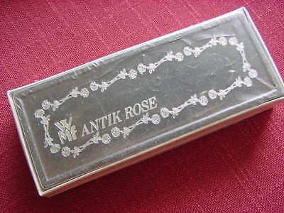 WMF Antique Rose 90 A SILVER PLATED SUGAR TONGS NEW AND SEALED