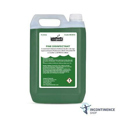 Vanguard Disinfectant - Pine Scented - 5 Litres