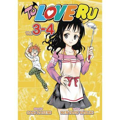 To Love Ru: Volumes 3-4