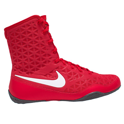 finest selection 2ba5f 6d0b5 Nike Ko Boxing Boots Red White