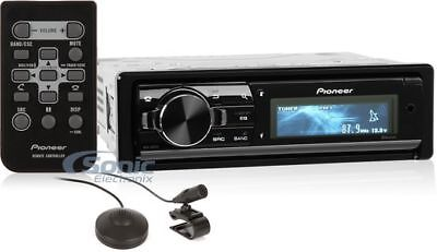 New Pioneer DEH-80PRS Audiophile CD/MP3/WMA receiver Audio Digital EQ Bluetooth