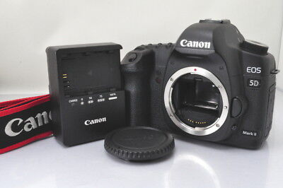 [EXCELLENT-]Canon EOS 5D Mark II 21.1MP Digital SLR Camera Shutter Count:38133