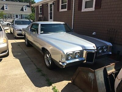 1969 Pontiac Grand Prix SJ 1969 PONTIAC GRAND PRIX SJ w/ 428 ENGINE — SACRIFICIAL SALE