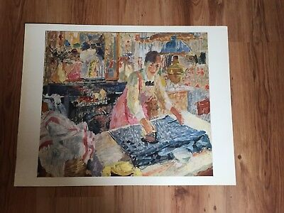 Affiche Reproduction : RIK WOUTERS - La Repasseuse