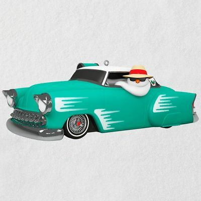 Hallmark Keepsake 2018 Lowrider® Low N' Sno Musical Ornament