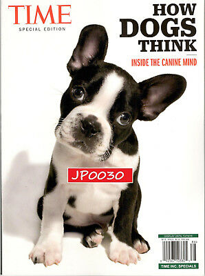 Time Special Edition 2018, How Dogs Think, Inside The Canine Mind, New/Sealed