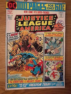 Justice League of America #113 - 100 page giant
