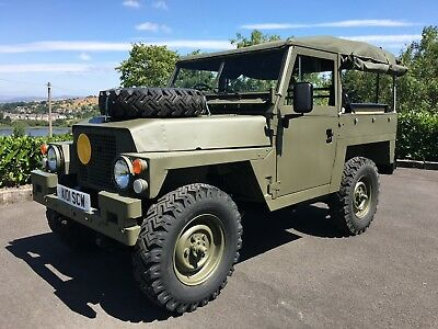 Lightweight Landrover total nut and bolt restoration at a cost of over £30000
