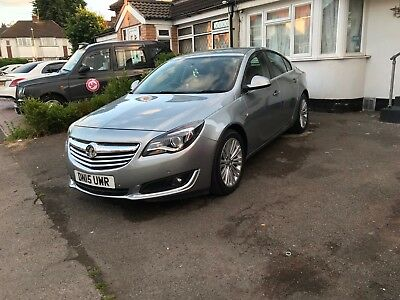 Vauxhall Insignia Design Nav (12 Month And £0 Tax)