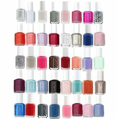 Essie Nail Polish Lacquer 0.46 fl oz./13.5 mL - CHOOSE FROM 57 COLORS