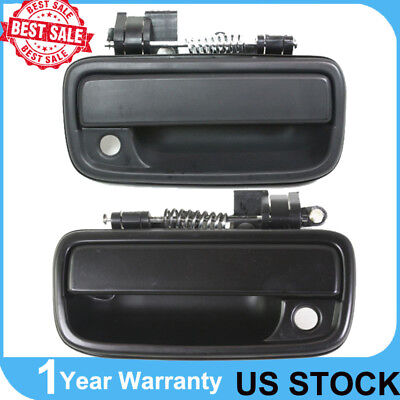 NEW  95-04 Toyota Tacoma Truck Set of Outside Exterior Front Door Handle  Pickup