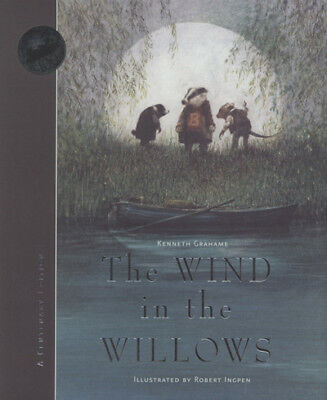 The wind in the willows by Kenneth Grahame|Robert Ingpen (Hardback)