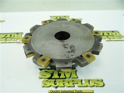 """Seco Indexable Slot Milling Cutter 3/8"""" X 5"""" Model R335.19-05.00-06B.2"""