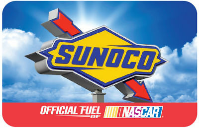 $100 Sunoco Gas Physical Gift Card For Only $94! - FREE 1st Class Mail Delivery