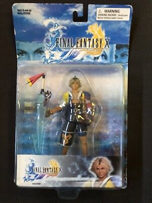 Final Fantasy X TIDUS Action Figure by BAN DAI Collectible
