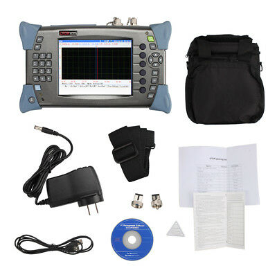 RY-OT4000 Digital Portable Palm OTDR Tester Meter 32/30dB 1310nm/1550nm 80-100KM