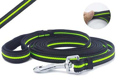 YOGADOG - Durable 15 Ft to 50 Ft Dog Tracking/Training Lead Leash - Long Lead -