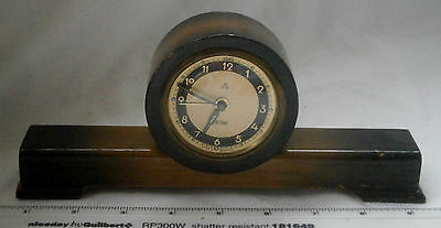 Vintage Mechanical Alarm or Mantle Clock by Peter of Germany