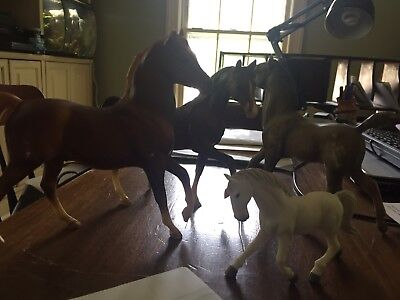 Breyer Horses Lot Used