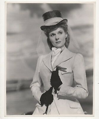 """ ANN TODD ""   ENGLISH ACTRESS . 8""x 10""  ORIGINAL VINTAGE  PUBLICITY  PHOTO."