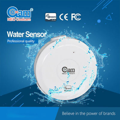 New! NEO Coolcam NAS - WS01Z Z-wave Teach Smart Water Sensor Overflow Detector