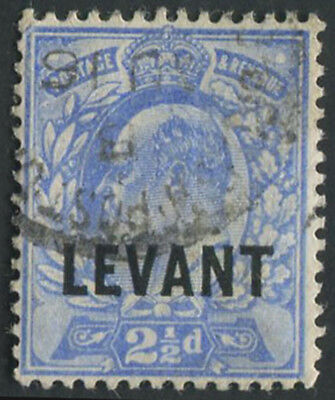 British Levant Scott #18 used