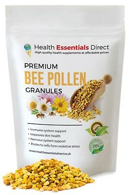 Bee Pollen - Granules - Propolis (Immune System, Skin Health) Choose Size: