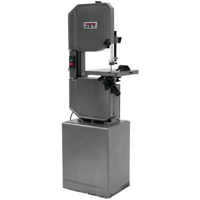 """JET 14"""" Metal/Wood Vertical Variable Speed Bandsaw J-8201VS - Free Shipping"""