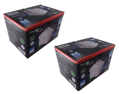 8 x Filterlogic FL-402H Universal Water Filters compatible with Brita Maxtra