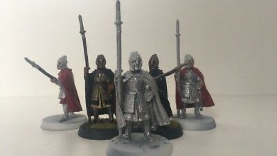 Warhammer Lord of the Rings - Citadel Guard x5 - Spear