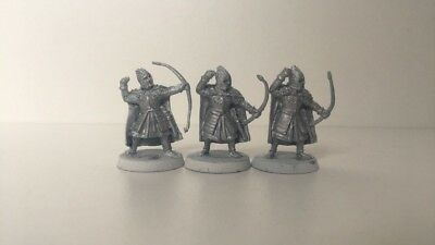 Warhammer Lord of the Rings - Citadel Guard x3- Bow