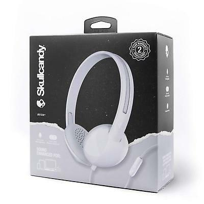 Skullcandy SCS2LHY-K568 Stim On-Ear Wired Headphones With In-Line Microphone
