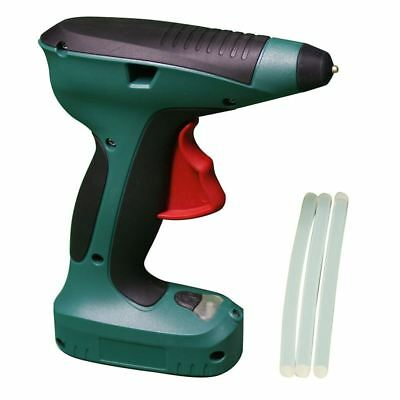 Katsu 12W Cordless Glue Gun 15 Second Preheat Glue Flow 2.4G /Minute