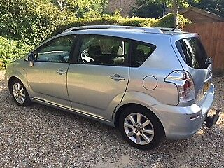 Toyota Verso 2006 - Seven Seater w/ DVD entertainment system
