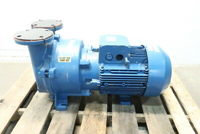 Nash L300BV5131-0HH01-8S Elmo Vacuum Pump Steel 2-1/2in 16.2kw 480v-ac