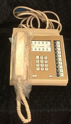 Vintage New Bell Western Electric Telephone Comkey 416 Multi Line Business