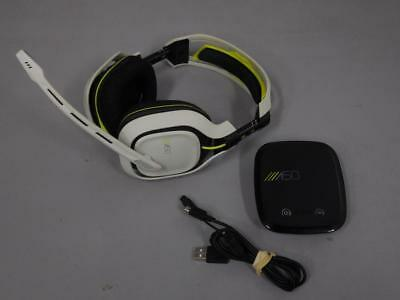 (A50) White/Yellow Astro Gaming Headset Xbox One