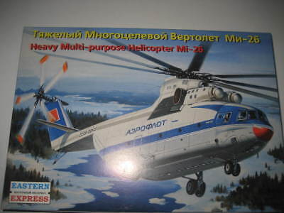 HEAVY MULTI PURPOSE HELICOPTER Mi-26, Estern Expresss 1/144