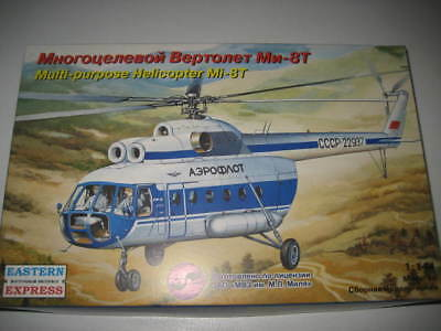 MULTI PURPOSE HELICOPTER Mi-8T, Estern Expresss 1/144