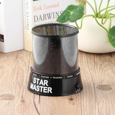 Night Light Romatic Gift Cosmos Star Sky Master Projector Starry QUALITY HF
