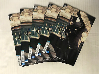 Catwoman #1 - VF/NM - Artgerm Variant Cover! Lot of 5!