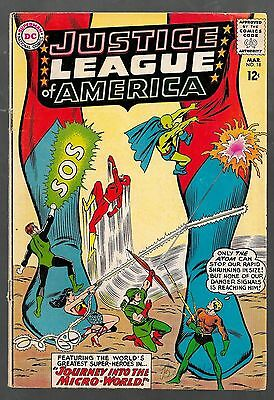 Justice League of America 18 1963 very good 4.0 FREE USA shipping