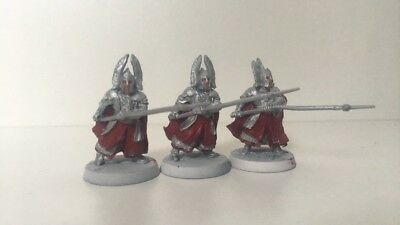 Warhammer Lord of the Rings - Minas Tirith Fountain Guard x3