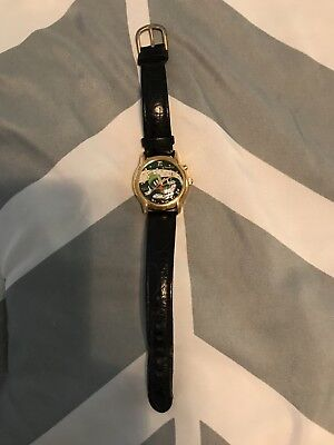 Looney Tunes Marvin The Martian Vintage Watch