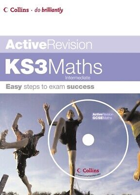 Active revision: KS3 maths by Keith Gordon (Multiple-item retail product)