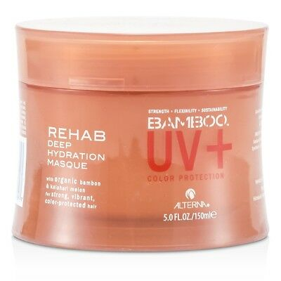 Alterna Bamboo UV+ Color Protection Masque (For Color Protected Hair) 5oz