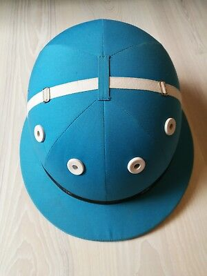 Charles Owen Polo Helmet Young Riders Size 7 3/8 BSEN1384