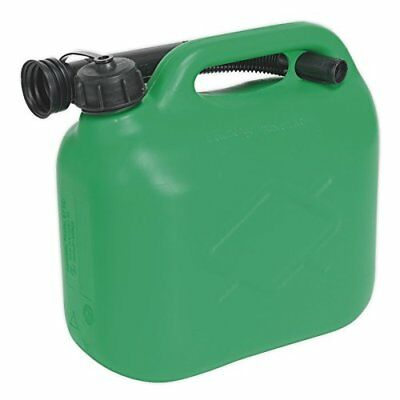SEALEY JC5G Fuel can 5LTR–Green